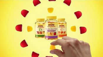 Nature Made Adult Gummies TV Spot, 'New Part of Your Health Routine'