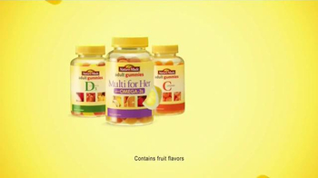 Nature Made Adult Gummies TV Spot, 'New Part of Your Health Routine' - Thumbnail 10