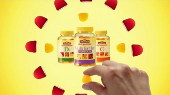 Nature Made Adult Gummies TV Spot, \'New Part of Your Health Routine\'