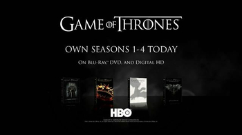 Game of Thrones: The Complete Seasons 1-4 TV Spot, 'Own the Throne' - Thumbnail 8