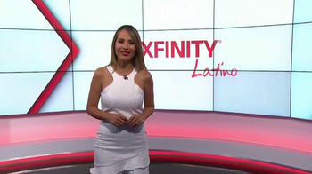XFINITY Latino TV Spot, 'NBC Universo' [Spanish]
