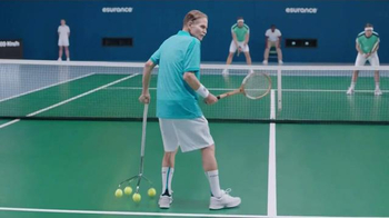 Esurance TV Spot, 'Sorta Mike Bryan' Featuring Bob Bryan - 281 commercial airings