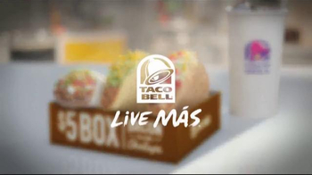 Taco Bell $5 Box TV Spot, 'Accountant' - Thumbnail 3
