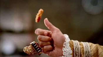 Burger King Chicken Nuggets TV Spot, 'Smile'