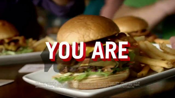 TGI Friday's TV Spot, 'Buy a Burger, Give a Burger' - Thumbnail 3