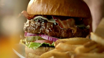 TGI Friday's TV Spot, 'Buy a Burger, Give a Burger' - Thumbnail 7