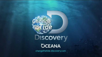Discovery Channel TV Spot, 'Save Our Seas' - Thumbnail 6