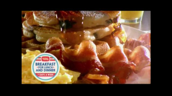 Golden Corral TV Spot, 'New Breakfast Favorites' Featuring Jeff Foxworthy - Thumbnail 3