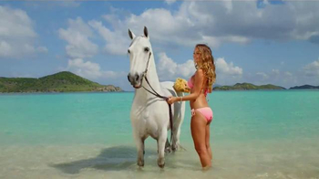DIRECTV TV Spot, 'Hannah Davis and Her Horse: Bath' Featuring Hannah Davis - Thumbnail 7