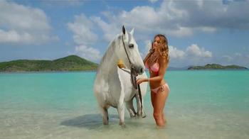 DIRECTV TV Spot, 'Hannah Davis and Her Horse: Bath' Featuring Hannah Davis - Thumbnail 8