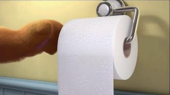 Charmin Ultra Soft Mega Roll TV Spot, 'Empty Toilet Paper Rolls are Scary' - Thumbnail 4