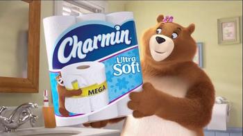 Charmin Ultra Soft Mega Roll TV Spot, 'Empty Toilet Paper Rolls are Scary' - Thumbnail 5