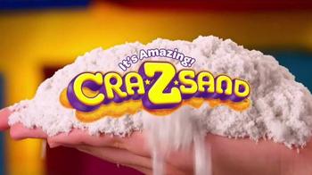 Cra-Z-Sand TV Spot, 'You'll LOVE the Cra-Z-Sand Magic Sand Machine!' - Thumbnail 1