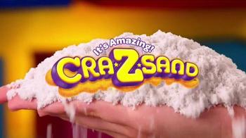Cra-Z-Sand TV Spot, 'You'll LOVE the Cra-Z-Sand Magic Sand Machine!' - Thumbnail 2