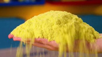 Cra-Z-Sand TV Spot, 'You'll LOVE the Cra-Z-Sand Magic Sand Machine!' - Thumbnail 7