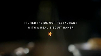 Carl's Jr. Grilled Pork Chop Biscuit TV Spot, 'Steam'