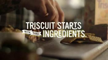 Triscuit TV Spot, 'Makers of More: Simple Ingredients'