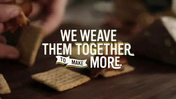 Triscuit TV Spot, 'Makers of More: Simple Ingredients' - Thumbnail 6