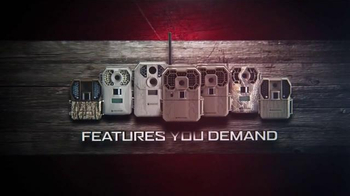 Stealth Cam TV Spot, 'Features You Demand'