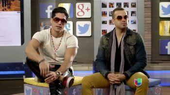 XFINITY Latino TV Spot, 'Premios Juventud' con Francisca Lachapel [Spanish] - 17 commercial airings