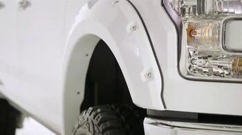 Bushwacker Fender Flares TV Spot, 'Tire Coverage' - Thumbnail 2