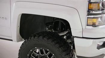 Bushwacker Fender Flares TV Spot, 'Tire Coverage' - Thumbnail 3