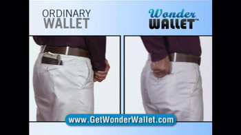 Wonder Wallet TV Spot, 'Twice' - Thumbnail 3