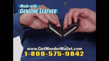 Wonder Wallet TV Spot, 'Twice' - Thumbnail 7