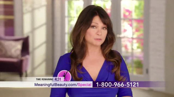 Meaningful Beauty TV Spot, 'Turn Back the Clock' feat. Valerie Bertinelli - Thumbnail 8