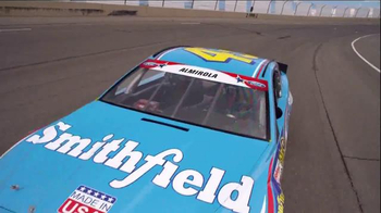 Smithfield TV Spot, 'NBC Sports: Welcome Back Racing' - Thumbnail 9