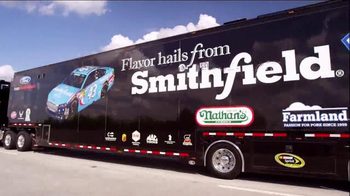 Smithfield TV Spot, 'NBC Sports: Welcome Back Racing' - Thumbnail 4