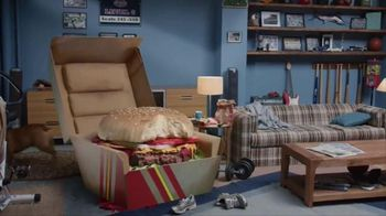 Febreze Fabric Refresher TV Spot, 'Nose Blind: Man Cave'