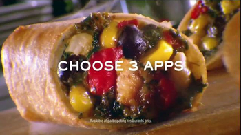 Chili's Triple Dipper TV Spot, 'Three Apps' Song by Terraplane Sun