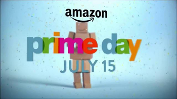 Amazon Prime Day TV Spot, 'Boxes' - Thumbnail 7