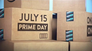 Amazon Prime Day TV Spot, 'Boxes' - Thumbnail 2