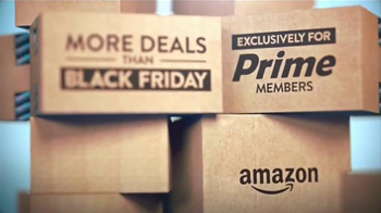 Amazon Prime Day TV Spot, 'Boxes' - Thumbnail 5