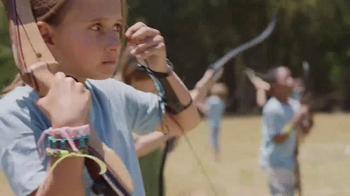 Secret Outlast Clear Gel TV Spot, 'How a Camp Counselor Outlasts Her Day' - Thumbnail 8