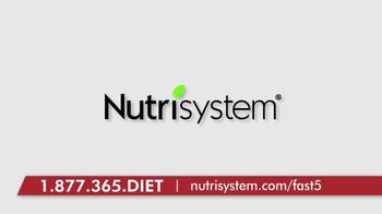 Nutrisystem Fast 5+ TV Spot, 'Dr. Andy Baldwin' - Thumbnail 10