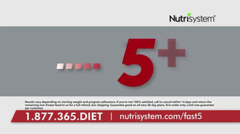Nutrisystem Fast 5+ TV Spot, 'Dr. Andy Baldwin' - Thumbnail 4