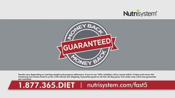 Nutrisystem Fast 5+ TV Spot, 'Dr. Andy Baldwin' - Thumbnail 5
