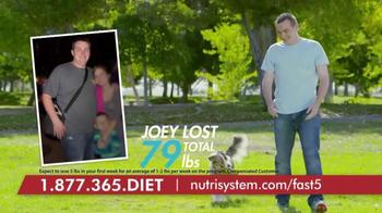 Nutrisystem Fast 5+ TV Spot, 'Dr. Andy Baldwin' - Thumbnail 6