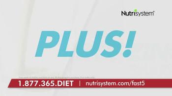 Nutrisystem Fast 5+ TV Spot, 'Dr. Andy Baldwin' - Thumbnail 8