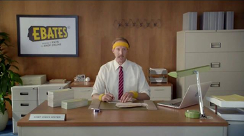 Ebates TV Spot, 'Chief Check Writer' - Thumbnail 4