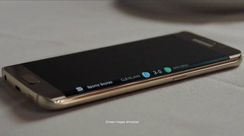 Samsung Galaxy S6 Edge TV Spot, 'Change the Way You Check Your Phone' - Thumbnail 4
