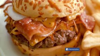 Denny's Thing Burger TV Spot, 'Fantastic Four' [Spanish] - Thumbnail 1