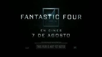 Denny's Thing Burger TV Spot, 'Fantastic Four' [Spanish] - Thumbnail 7