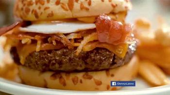Denny's Thing Burger TV Spot, 'Fantastic Four' [Spanish] - Thumbnail 2