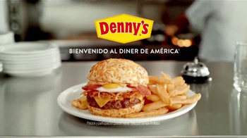 Denny's Thing Burger TV Spot, 'Fantastic Four' [Spanish] - Thumbnail 6