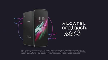 Alcatel OneTouch Idol 3 TV Spot, 'Unlock' - Thumbnail 9