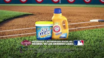 Arm and Hammer Fabric Care TV Spot, 'Jugadores de béisbol' [Spanish] - Thumbnail 6